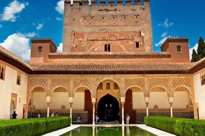 Alhambra Guided Tour + Skip The Line Tickets