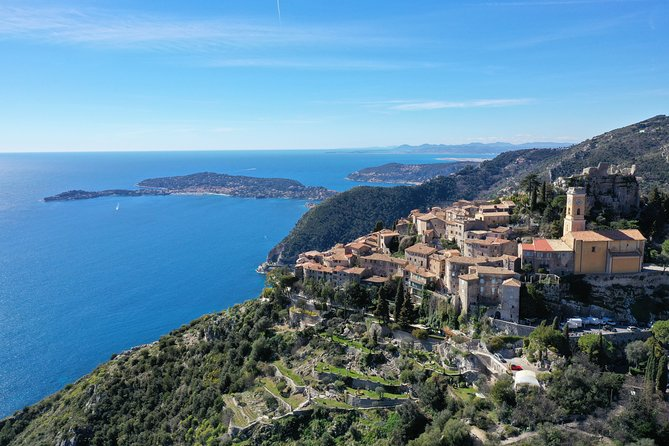 Private Customized French Riviera Full-Day Tour from Nice, Cannes, or Monaco