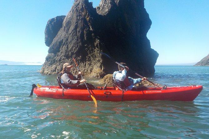 Ocean Kayaking Experience in Brookings
