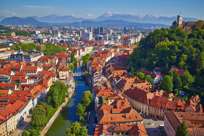 Ljubljana - European Green Capital / Shared Group Tour from Koper