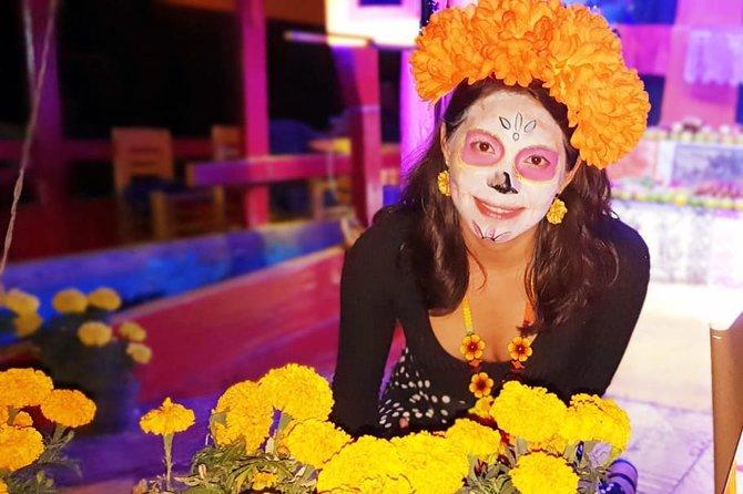 Day of the Dead Xochimilco Nocturno