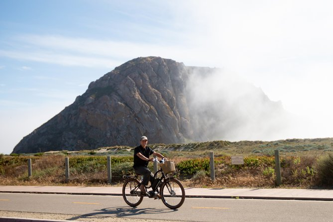 Private Guided E-Bike Tour of Morro Bay