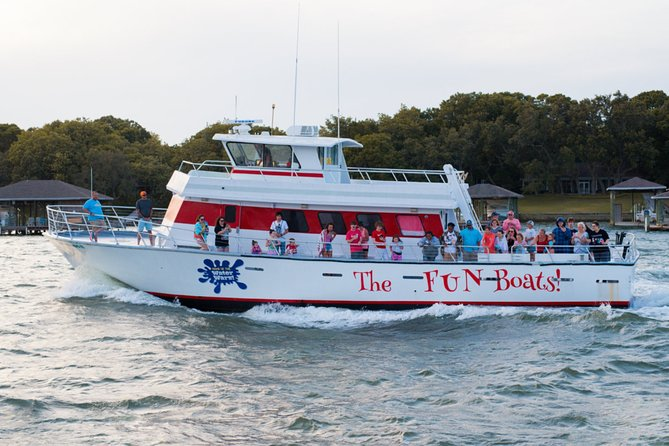Big Fun Dolphin Cruise and Sealife Experience Orange Beach