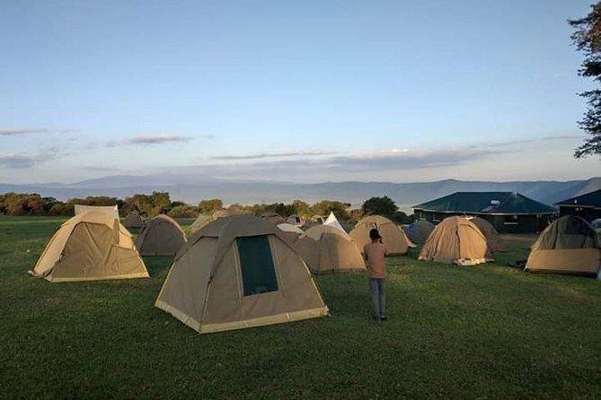 Mt. Kilimanjaro Climbing- Lemosho Route