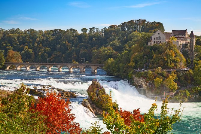 Rhine Falls and Stein am Rhein (Private Tour)