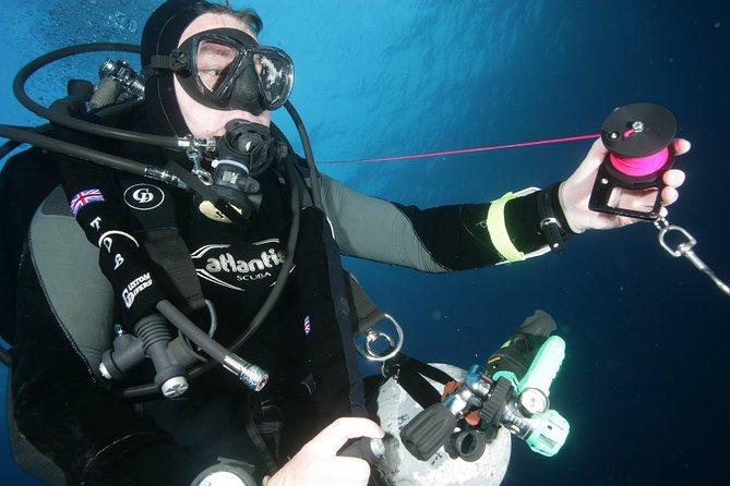 Sidemount Dive Course