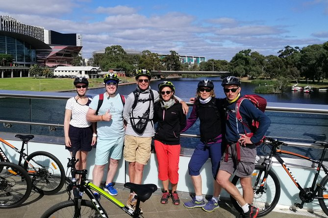 Adelaide City and Parklands Bike Tour - Half Day