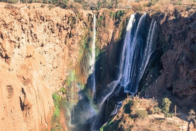 Private Ouzoud Waterfalls Day Trip from Marrakech
