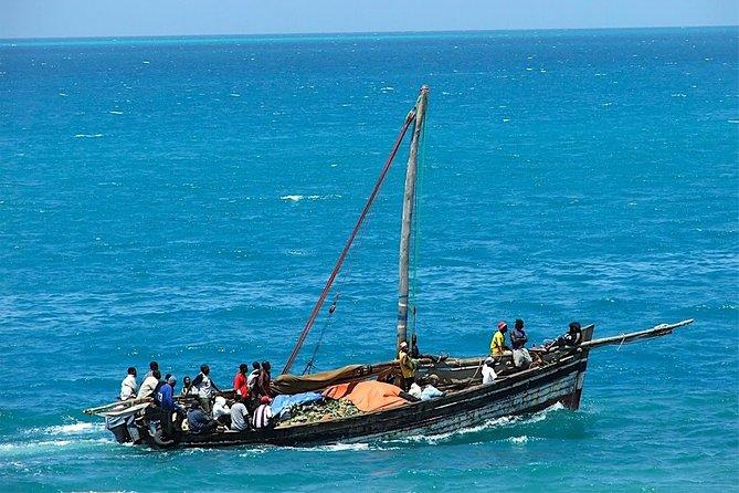 Pemba Local Fishing Tour