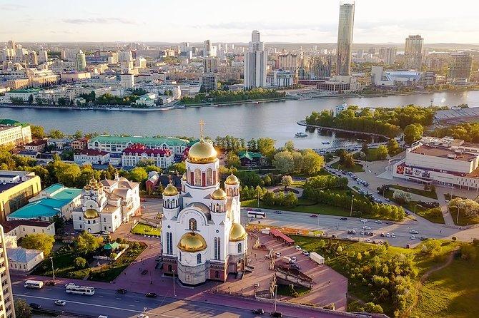 The best of Yekaterinburg walking tour
