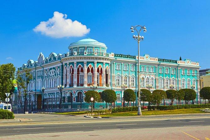 Romantic tour in Yekaterinburg