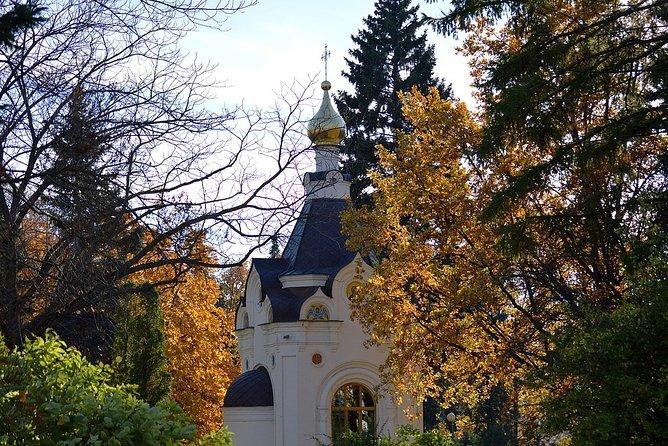 Romantic tour in Nizhny Novgorod