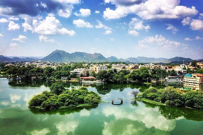 Full-Day Private Udaipur Guided Sightseeing Tour