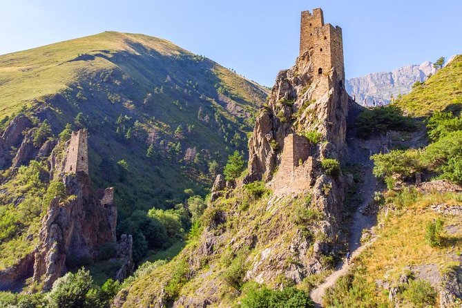 Across North Caucasus in 8 days. Culture, Mounts & Local food (group 2-3 prs)