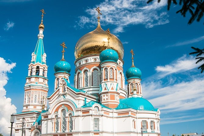 Romantic tour in Omsk