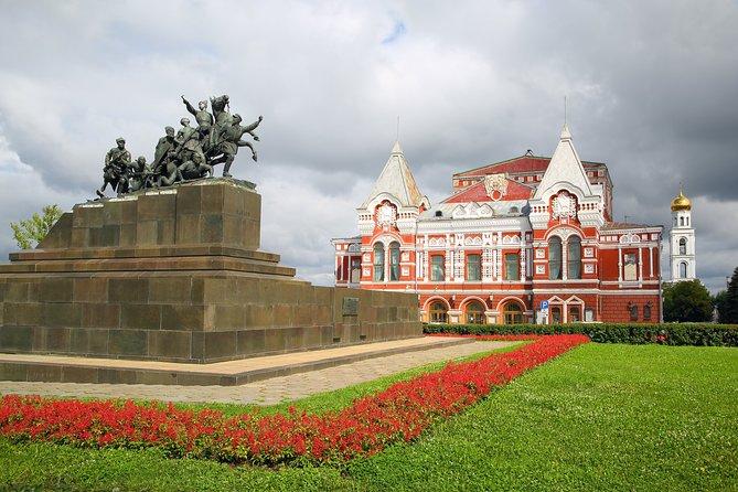 Romantic tour in Samara