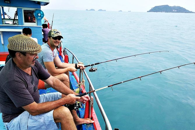 Private Boat Big Game Fishing Day Trip From Koh Samui