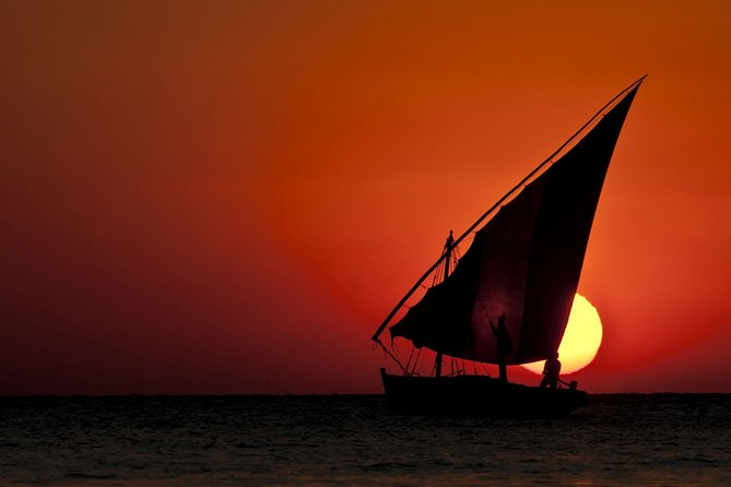 Sunset Dhow Cruise in Pemba Island