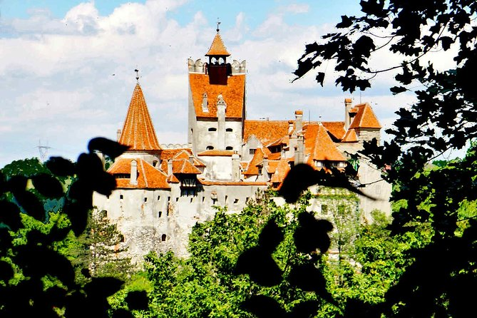 Small Group Tour to Dracula's Castle, Brasov and Peles Castle