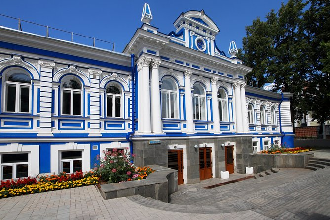 The best of Perm walking tour