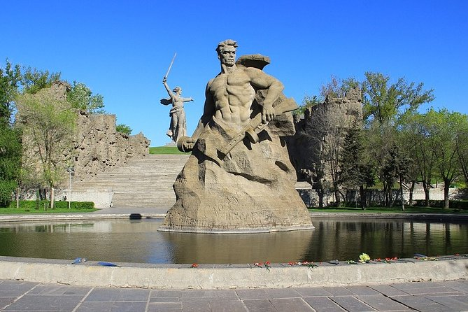 Romantic tour in Volgograd