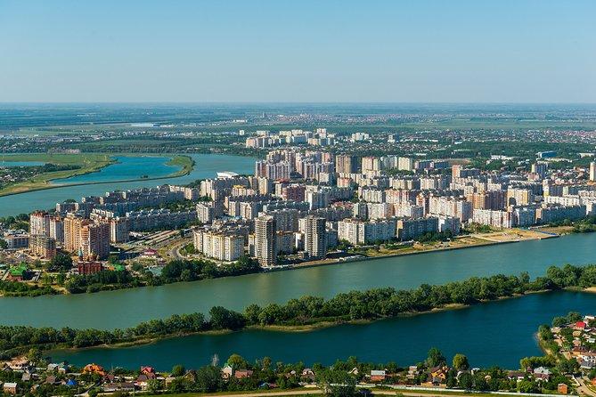 Romantic tour in Krasnodar