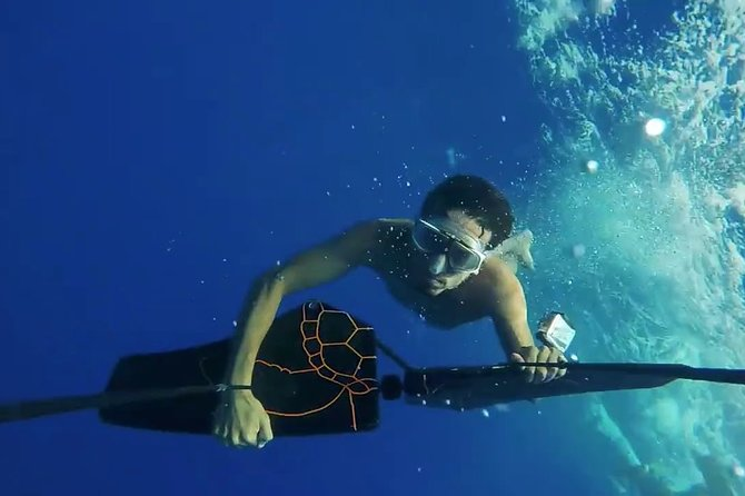 Red Sea Coral Surfing Class in Hurghada