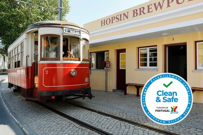 Sintra Brewery Tour & Beer Tasting Experience