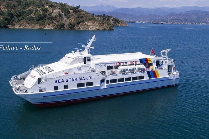Day Trip to Rhodes from Fethiye