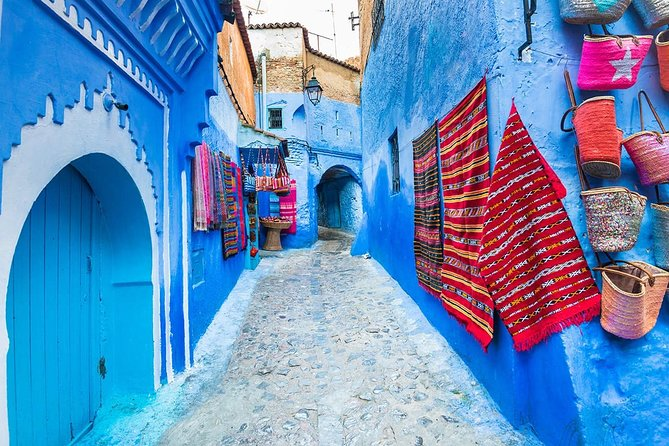 Chefchaouen Private Day Trip from Fez
