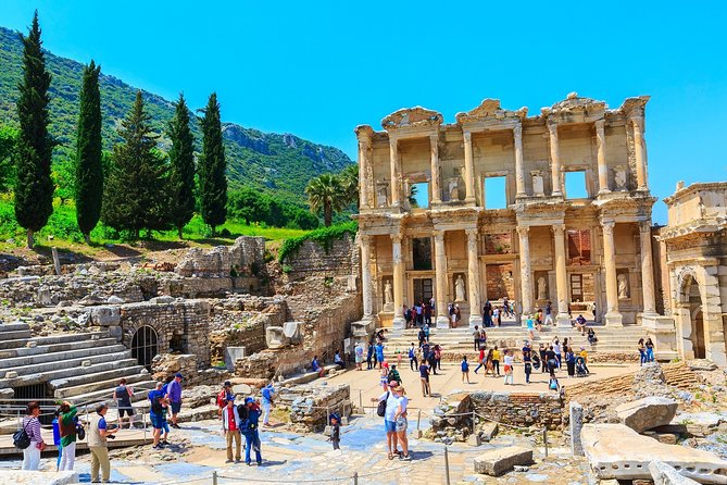 Ephesus and Pamukkale 2 Day tour from Bodrum
