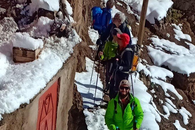 2 Days Ascent to Toubkal