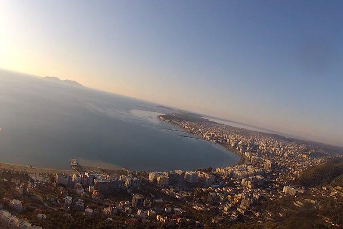 Tandem paragliding Vlore - Albania