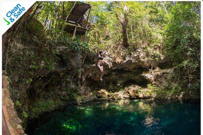 3 Cenotes Private Tour