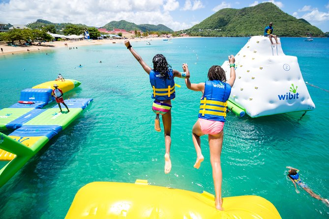 Deluxe Playpass at Bay Gardens Beach Resort & Spa with Water Park