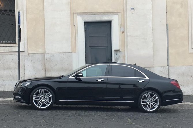 Private Transfer from Ciampino Airport to Rome