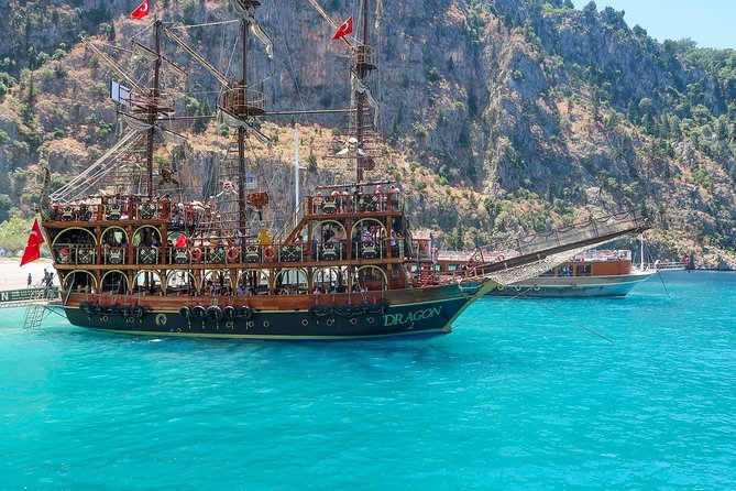 Pirate Boat Trip from Oludeniz