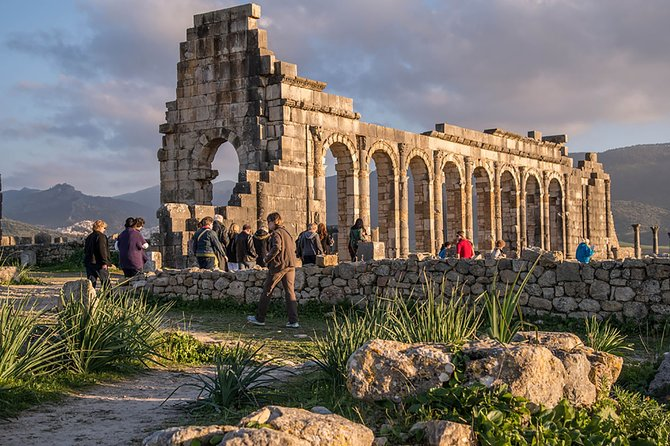 Volubilis & Meknes Private Day Trip from Fez