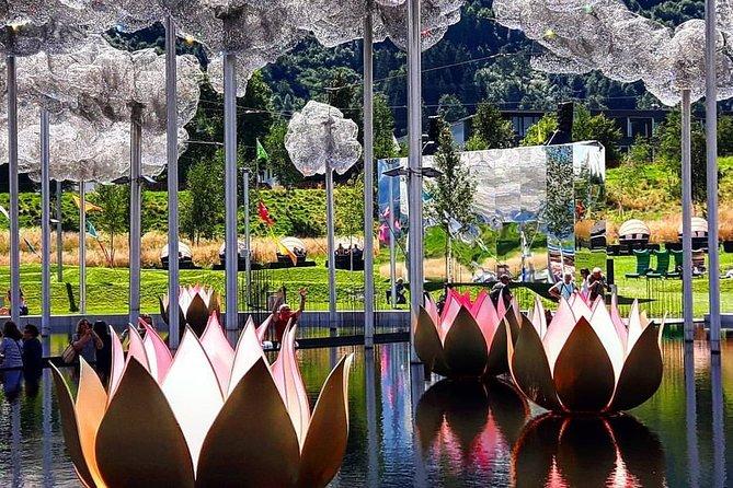 Private Half-day Tour to Swarovski Crystal World in Wattens
