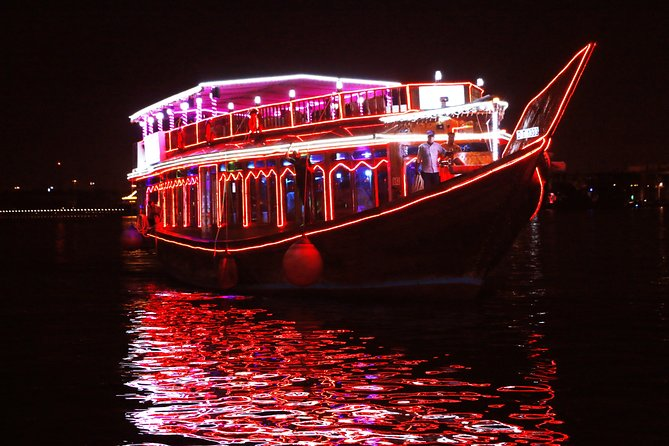 Friday Special Sunset Cruise for 1.5 Hours with Destination MiddleEast Group.