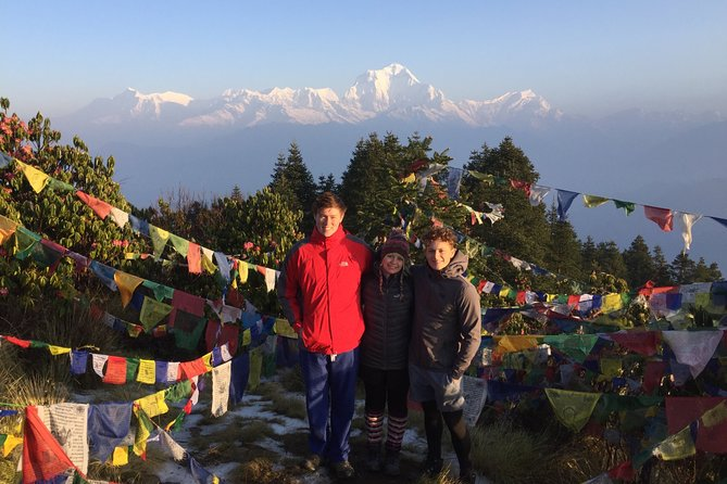 4 Days Poon Hill Trek from Pokhara