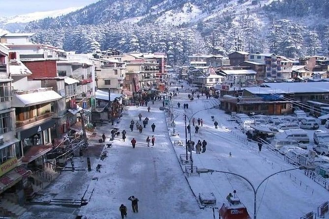 Complete Himachal Tour 8 Nights 9 Days Enjoy North India