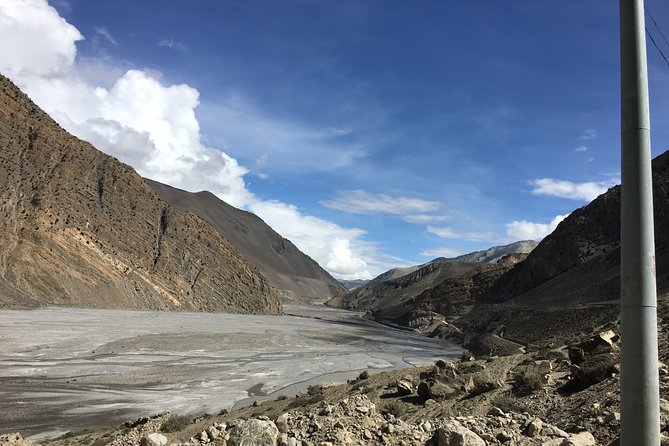 Lower Mustang Jomsom Muktinath Hot Spring Tour in 4 WD Jeep