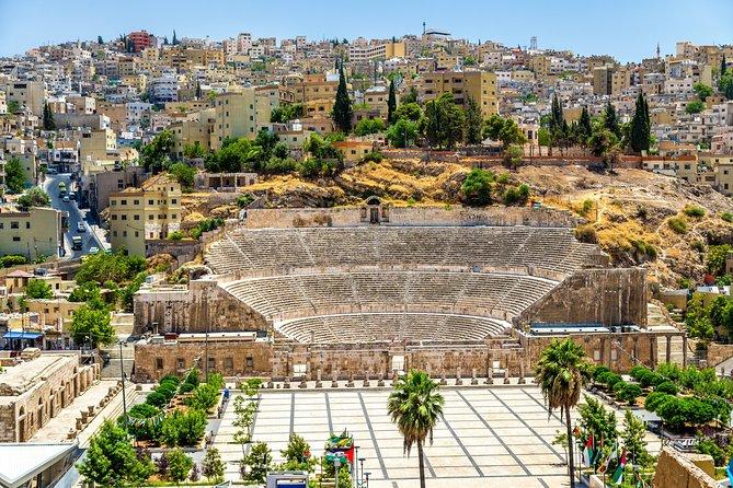 5 Nights Magic Jordan Private Tour: Dead Sea, Mount Nebo, Amman, and Jerash