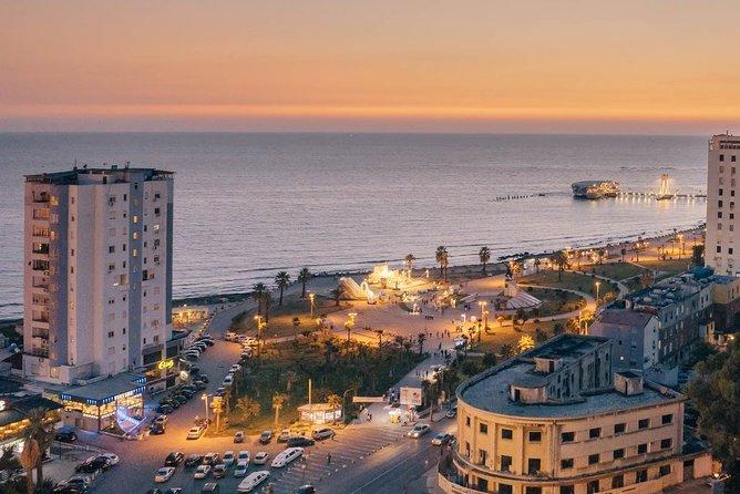 Saranda-City of Durres(Port of Durres)
