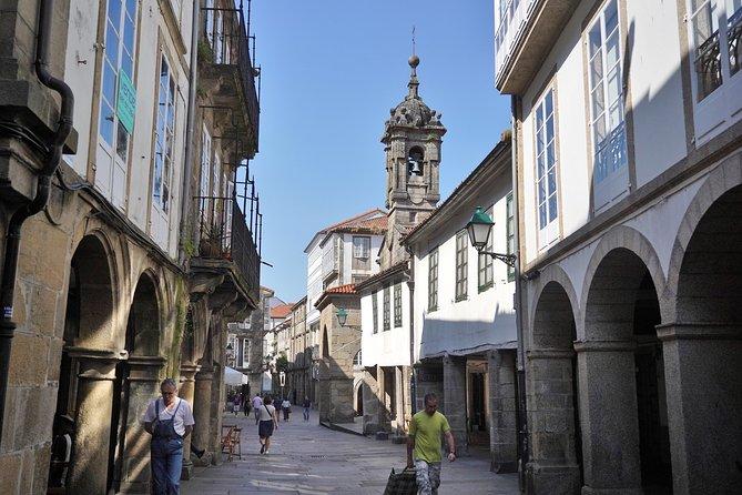 Santiago de Compostela Tour of the Treasures of the City