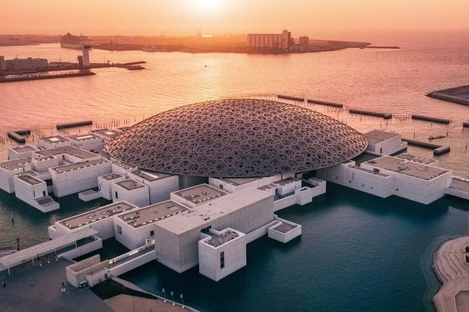 Abu Dhabi City Tour with Louvre Museum from Abu Dhabi