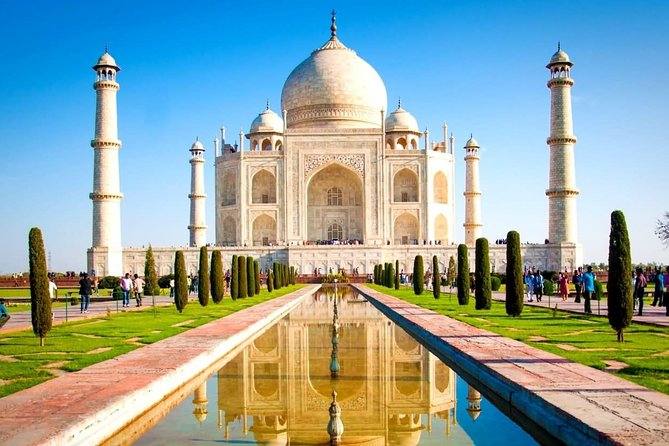 Private Guided Tour of Taj Mahal and Agra Fort