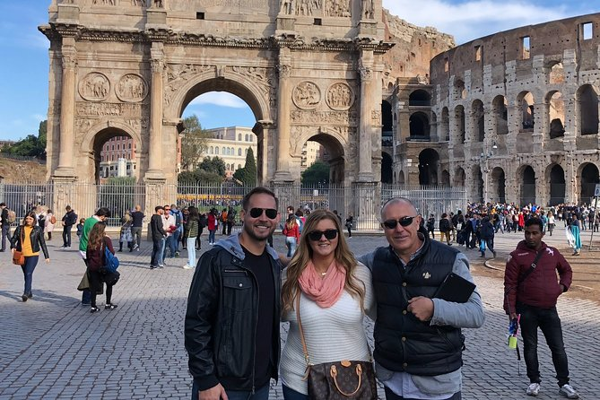 "Discovering the ""Eternal City"", visit of the Colosseum and Vatican Museums included"