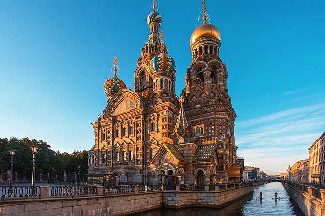 Essential 2-Day Visa-Free Tour for Cruise Ships in St Petersburg